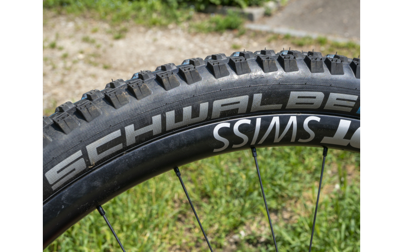 First Ride Schwalbe Wicked Will 2022