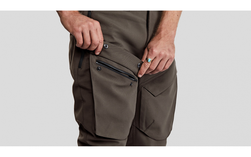 100 Year Pant fire proof, water resistant, non-abrasive