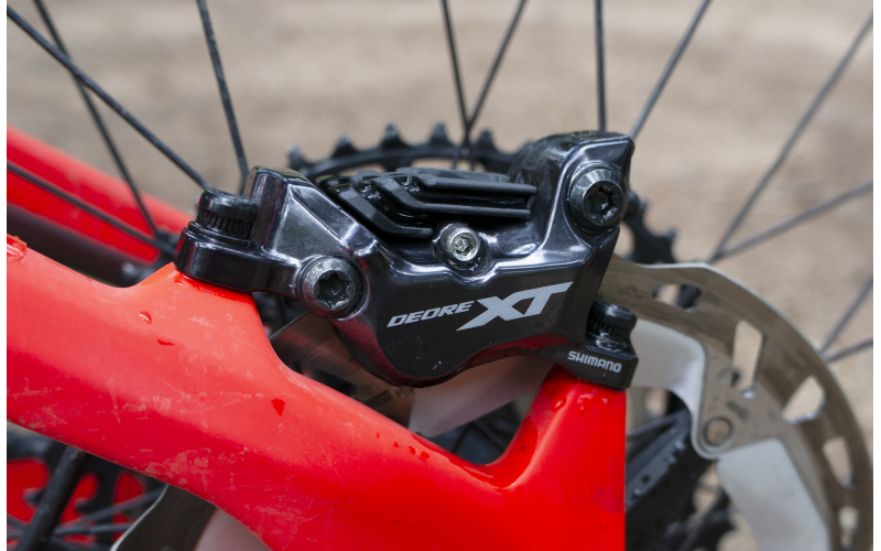 First Ride Shimano SLX & XT Gruppe