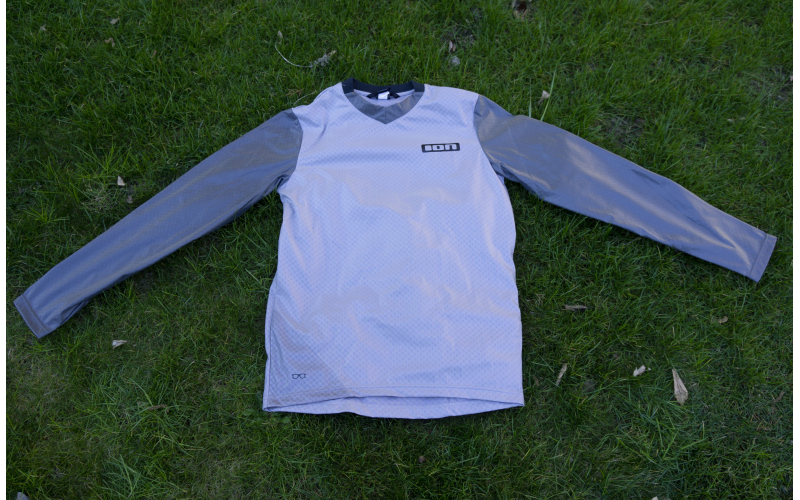 Test ION Tee LS Scrub Select Jersey