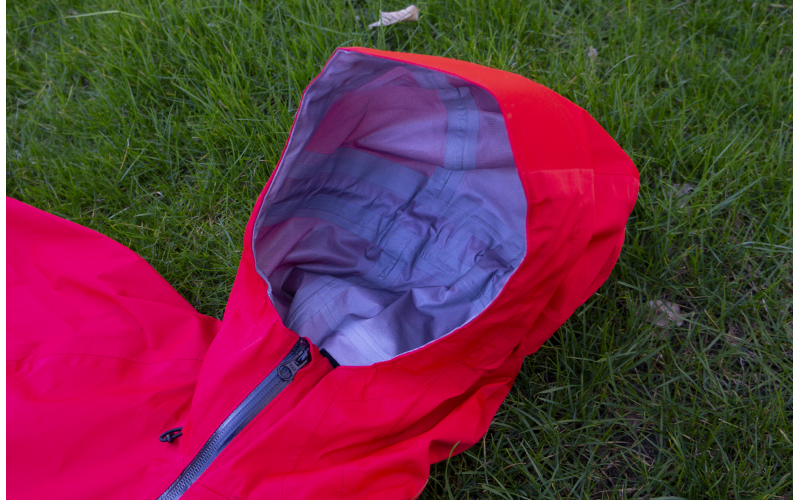 Test Veloplus Monsun Jacke