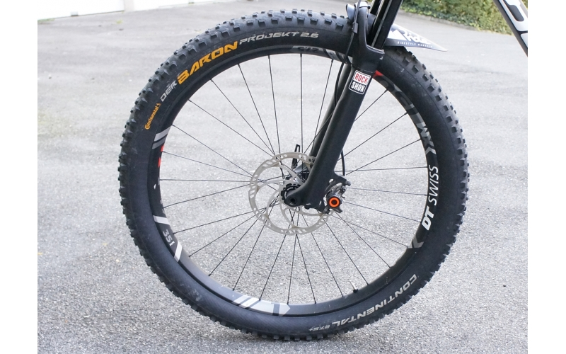 Continental Baron Projekt ProTection 27.5 x 2.6 Zoll