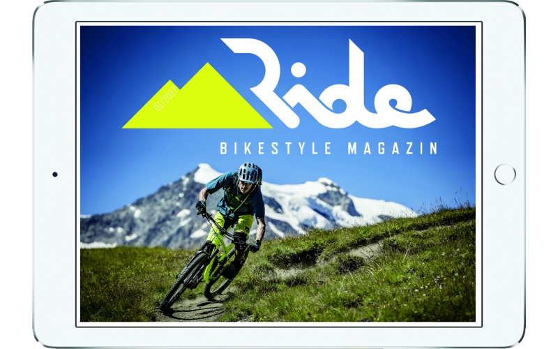 Ride Tablet Cover