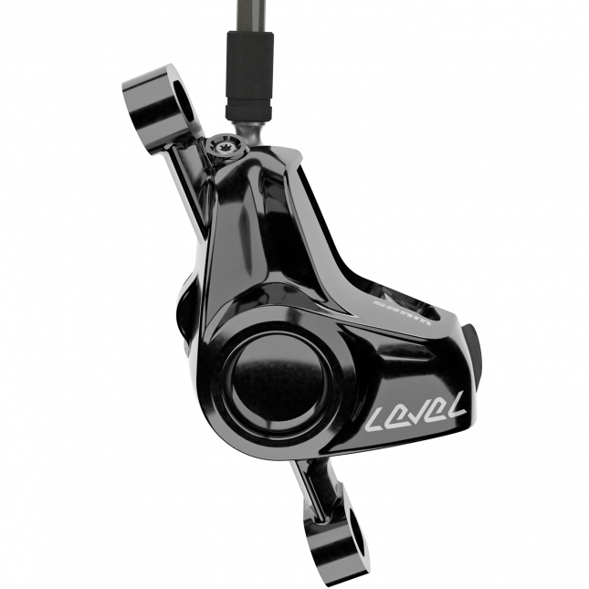 SM Level Ultimate Caliper Front Black M