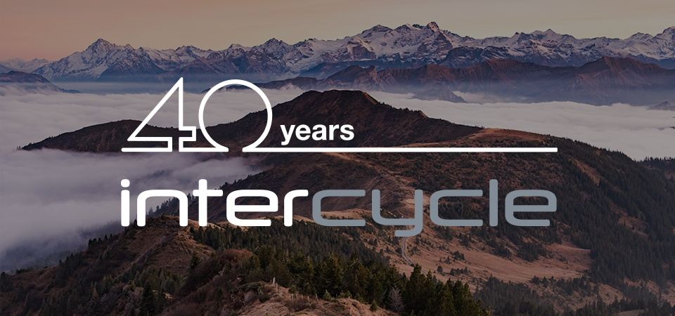 Intercycle 40 Jahre