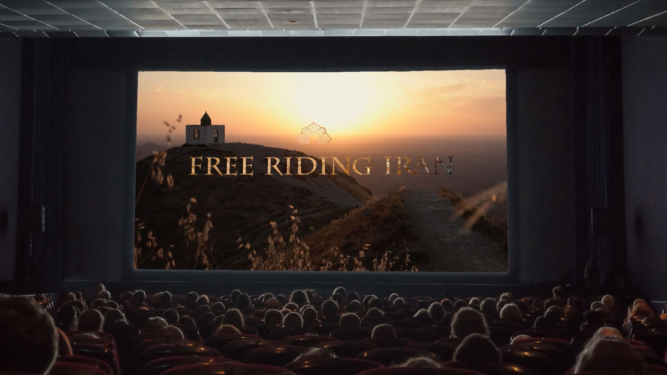 Filmpremiere «Free Riding Iran»