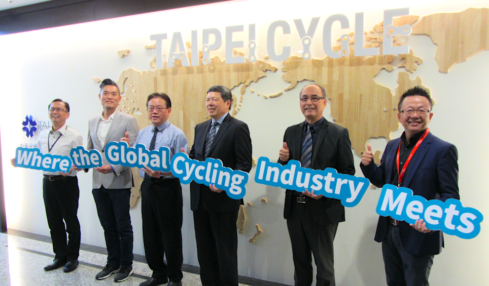 Press Conference Taipei Cycle Show