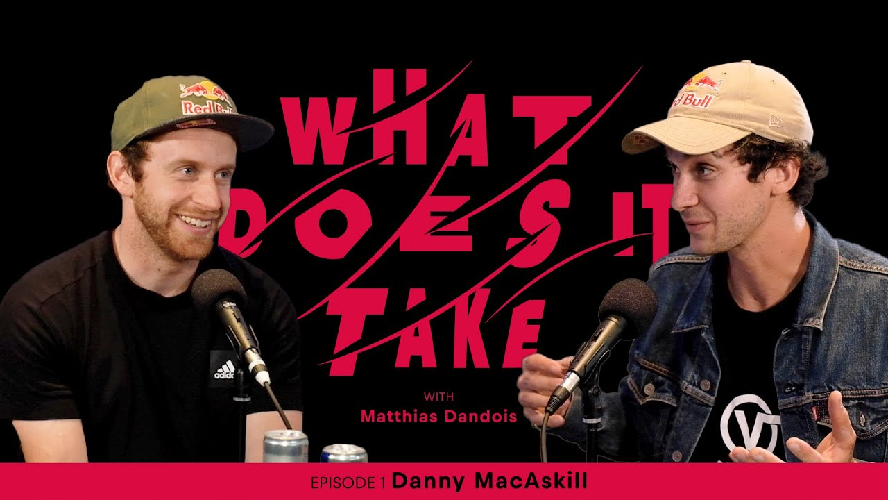 «What does it take» mit Danny MacAskill 2020
