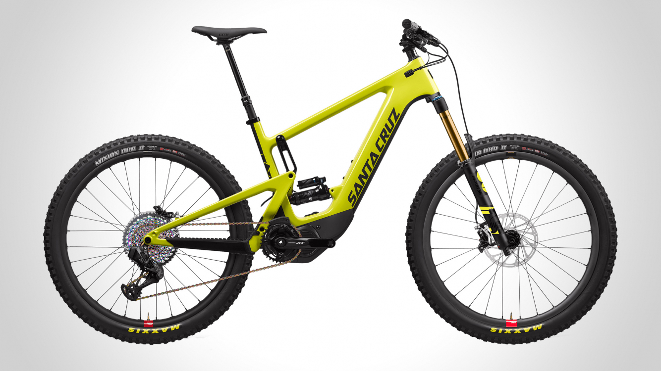 Santa Cruz Heckler 2020