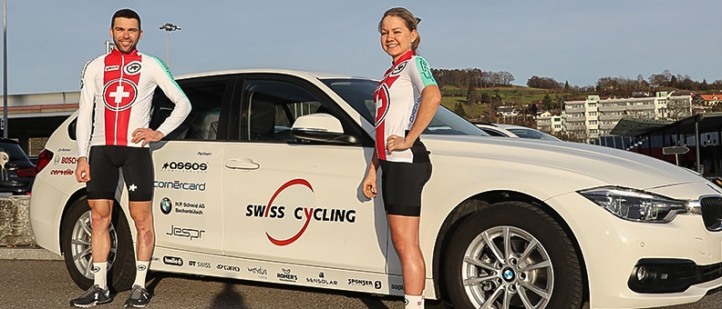 Neue Partner Swiss Cycling