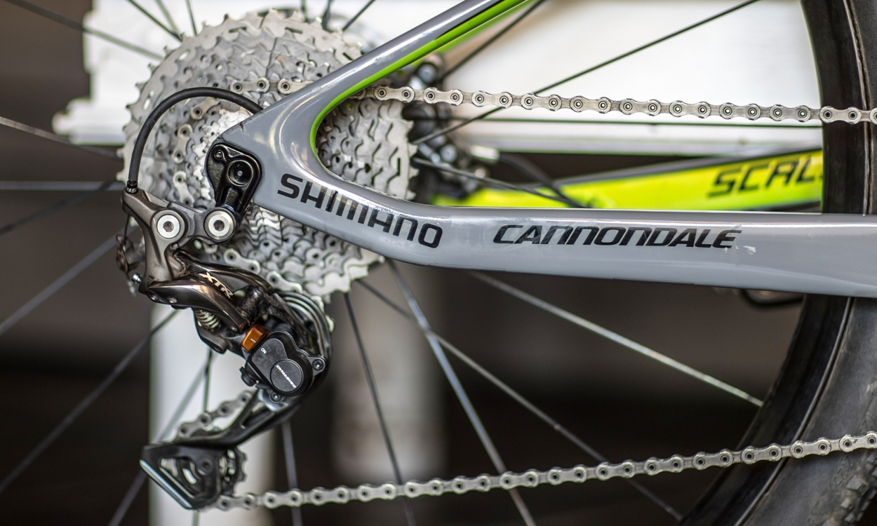 Team Cannondale Shimano 2018
