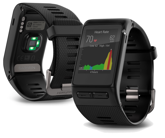 Garmin Vivioactive HR
