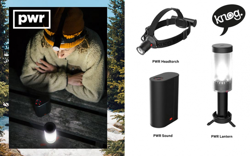 Know PWR Outdoor Kit