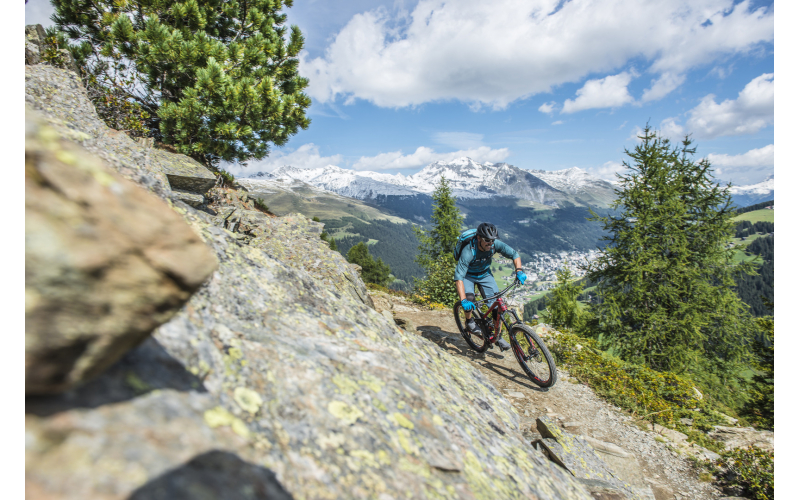 Trail Days in Davos Klosters