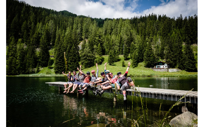 Women's Pro Camp in Davos Klosters