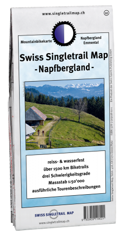 Cover Singletrail Map 012 Napfland