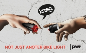 Knog PWR: not just another bike light