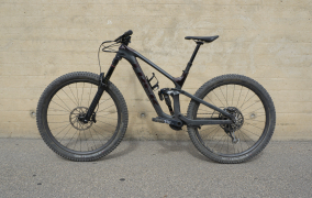 First Ride Trek Slash 2021