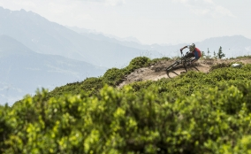 Never End Trail Laax
