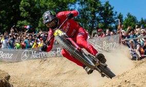 Downhill Weltcup Les Gets 2019