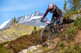 Enduro world Series Zermatt Rennen 2019