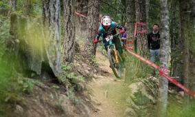 EWS Whistler by Duncan Philpott
