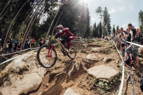 Weltcup DH Val di Sole 2018