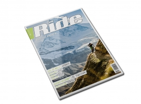 Ride Bikestyle Magazin 02/2016, Cover
