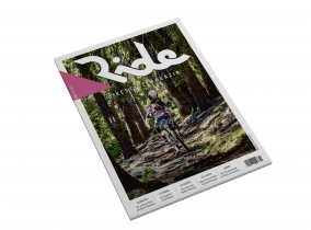 Ride Bikestyle Magazin 02/2017, Cover