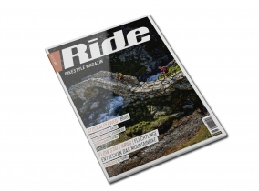 Ride Bikestyle Magazin 03/2016, Cover