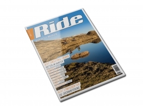 Ride Bikestyle Magazin 05/2016, Cover