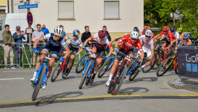 UCI Worldcup Albstadt 2019 Short Circuit Damen