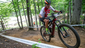Nathalie Schneitter E-Mountainbike World Championships WM