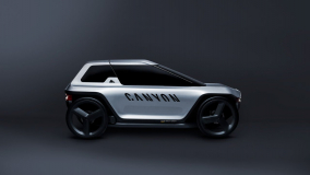 Future Mobility Concept Canyon