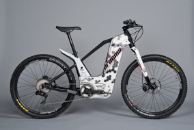 Fuel Cell Mountain Bike