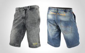 Jeanstrack Shorts fürs MTB 2020
