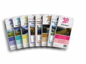 Singletrail Map Set Bern