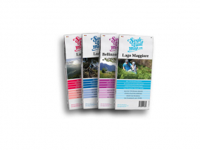 Singletrail Map Set Tessin