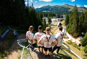 WM Lenzerheide Trackwalk