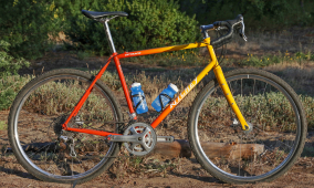 RITCHEY OUTBACK IN SUNSET FADE