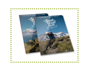 Singletrail Book Set Aosta