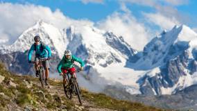 Single Trail Camp Pontresina 2018