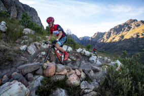 Most popular: Specialized am Cape Epic