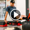 Nino Schurter hits the Gym