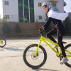 Drop and Ride Mountainbike-Projekt Kabul Afghanistan